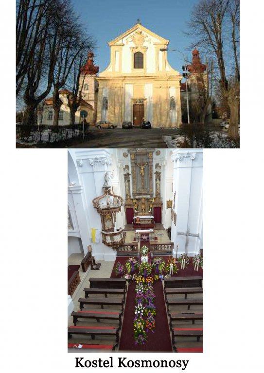 Kostel Kosmonosy