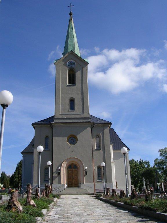 Kostel - Slavičín