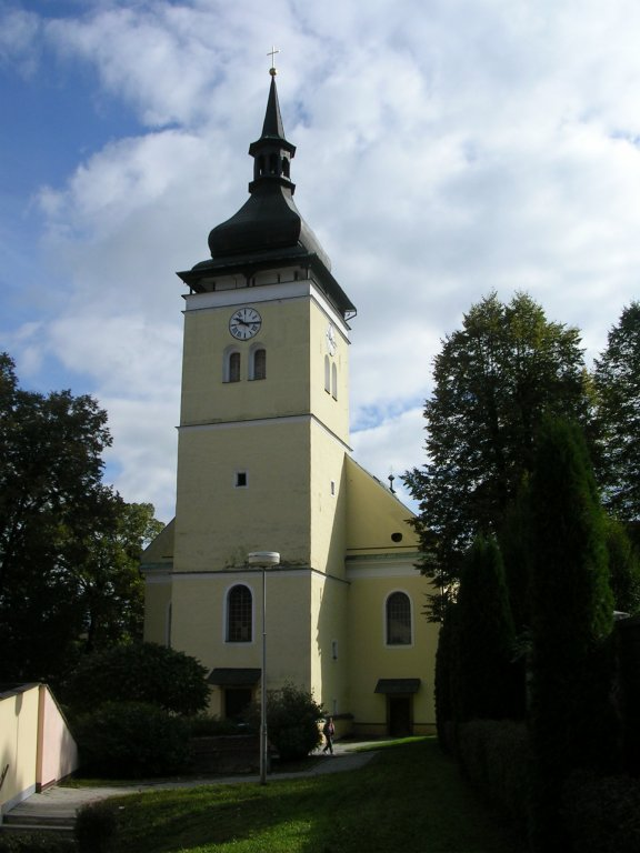 Kostel - Vizovice