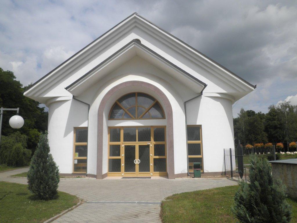 Pohřební služba Hustopeče - obřadní síň Hustopeče