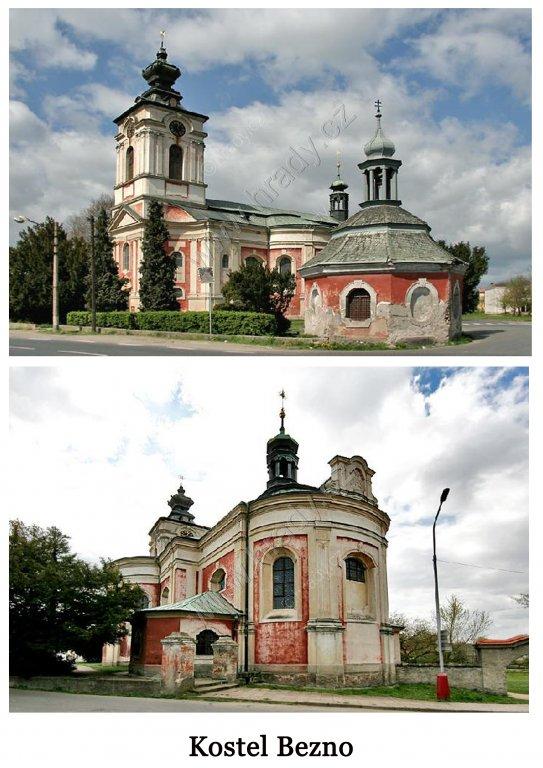 Kostel Bezno