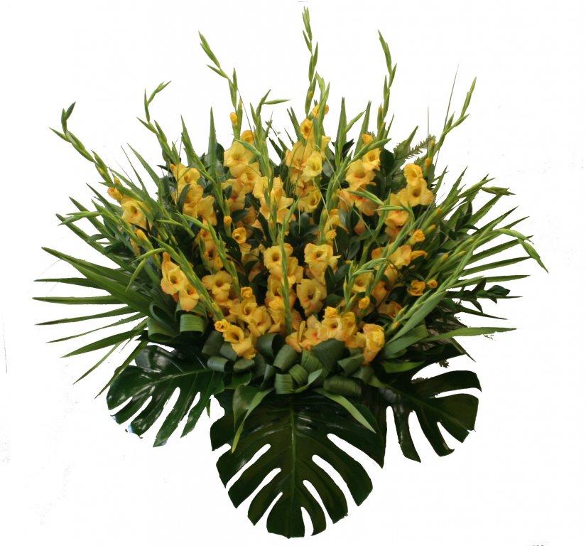 Květiny - vzor