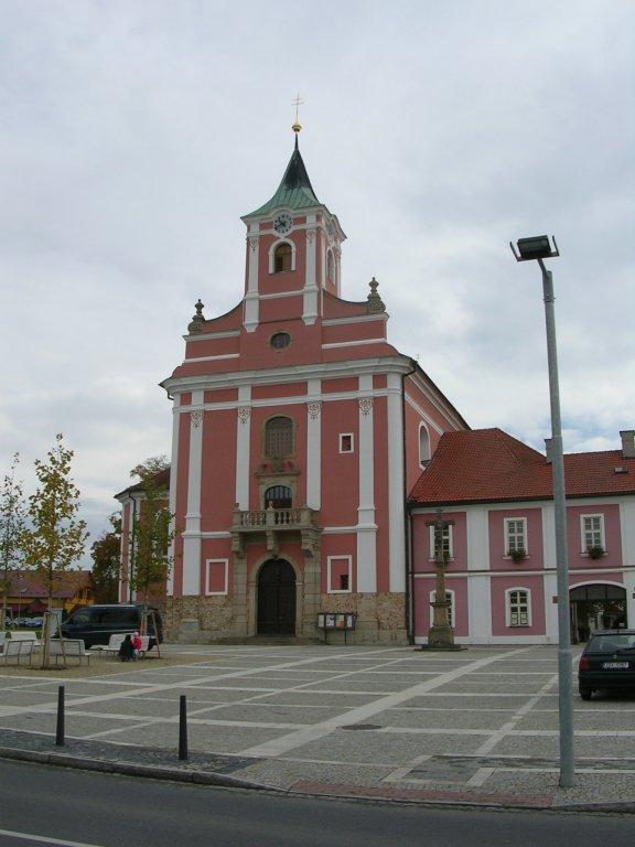 Kostel - Štípa