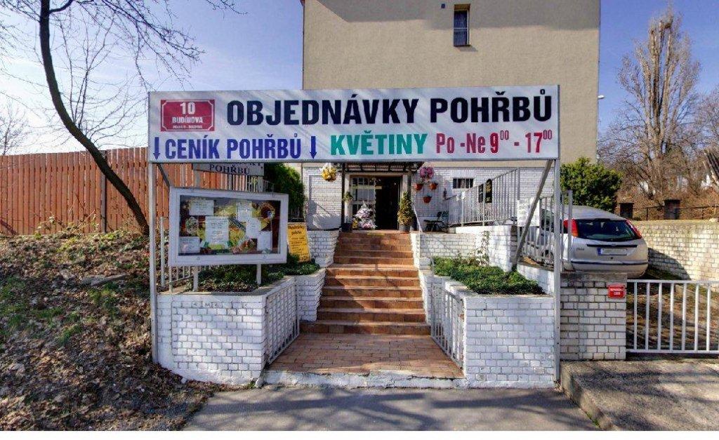 Pohřební a repatriační ústav Elpis - Bulovka